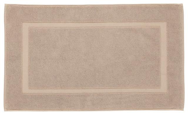 Ballard Signature Bath Mat - Sandalwood traditional-bath-mats
