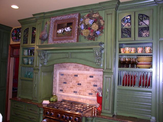 BEST traditional-kitchen