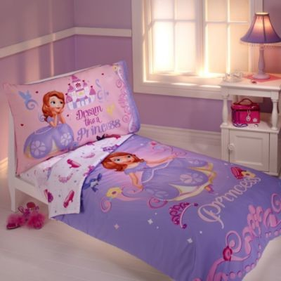 NoJo Disney Sofia The First Sweet As A Princess 4 Piece