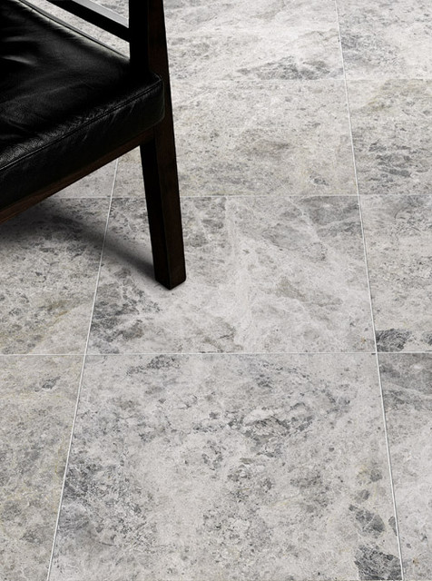 Metropolitan Natural Stone Collection contemporary-wall-and-floor-tile