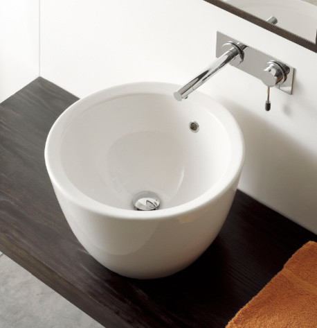 Above The Counter Bathroom Sinks : All Products / Bath / Bathroom Sinks