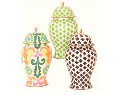 Ginger Jars eclectic-home-decor