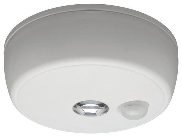 Mr Beams Wireless Motion Sensing LED Ceiling Light contemporary-ceiling-lighting