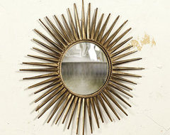 Suzanne Kasler Sunburst Mirror #4 midcentury-wall-mirrors