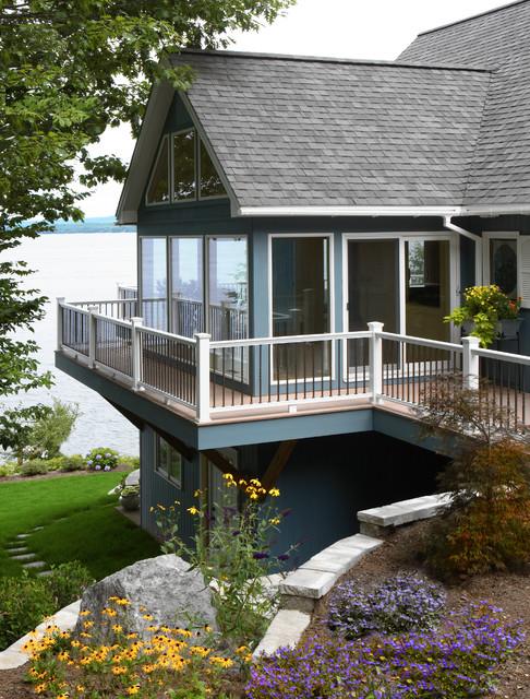 ... Panorama Composite Vinyl Railing contemporary-home-fencing-and-gates