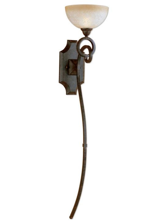 www.essentialsinside.com: legato, wall torchier - Legato, Wall Torchier by Uttermost, available at www.essentialsinside.com