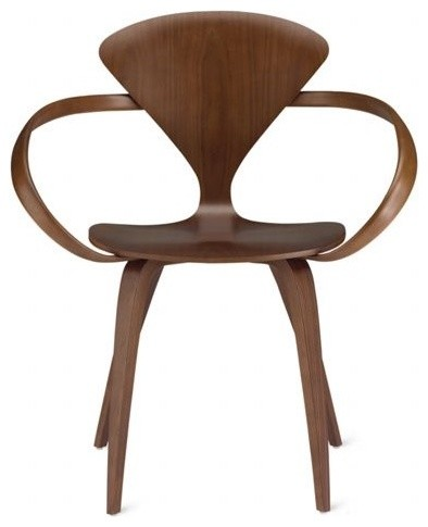 Cherner Armchair modern dining chairs and benches