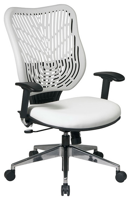 Space Seating 88 EPICC Series Unique Self Adjusting Vinyl Seat Executive Chair traditional-office-chairs