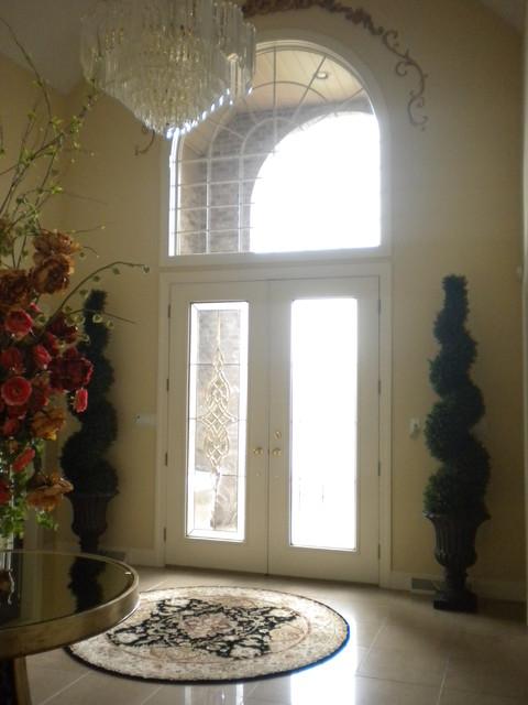 Foyers entry
