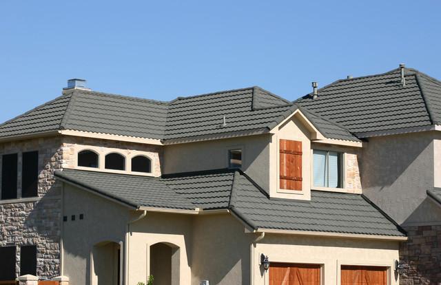 Stone Coated Steel Roofing - DECRA Villa Tile - Mediterranean - Exterior - by DECRA Roofing Systems