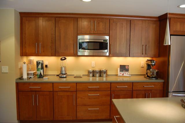 RANBERG - FISHER transitional-kitchen