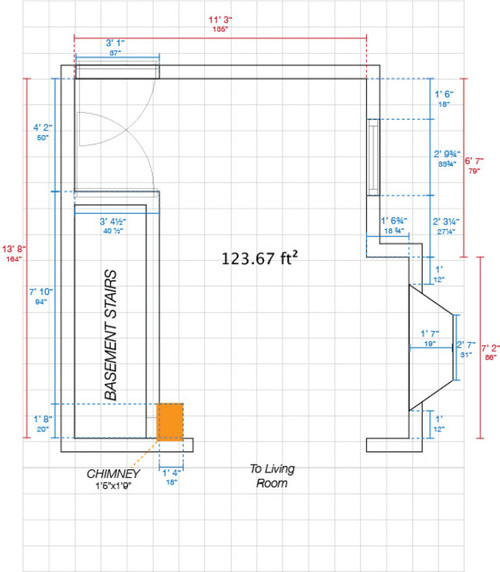 Small awkward kitchen layout help for 10x10 kitchen layout ideas