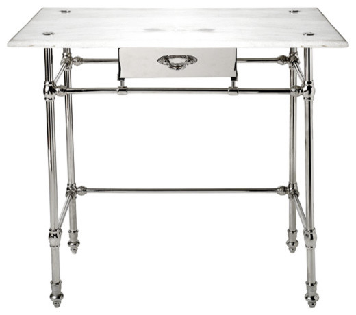 HK Designs Dorchester Dressing Table traditional-bedroom-and-makeup-vanities
