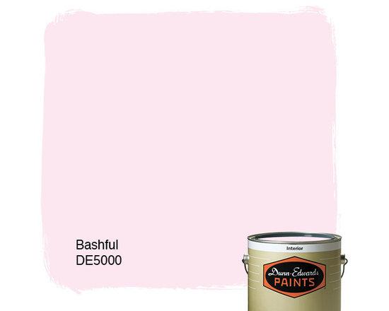 Dunn-Edwards Paints Bashful DE5000 -