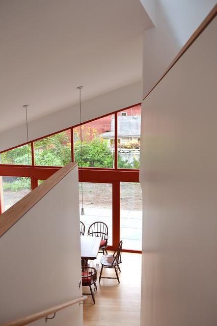 Modern Burke Gilman House contemporary-staircase