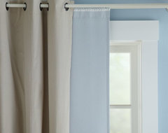 Blackout Drape Liner traditional-curtains
