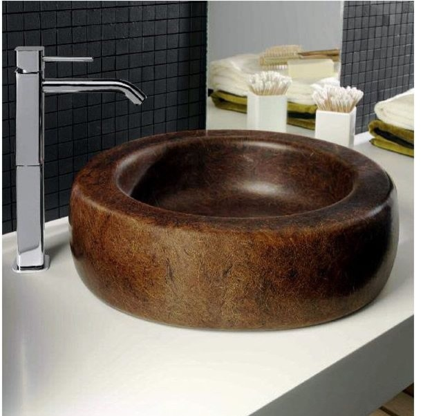 Cifial Techno B1 Recycled Coconut Basin Contemporary