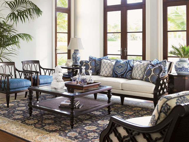 Low Country Market beach-style-sofas