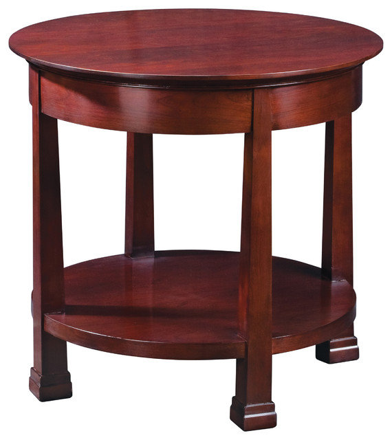 stickley l table 8776
