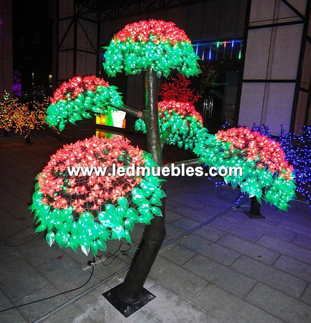 celebration lights tree contemporary-armchairs-and-accent-chairs