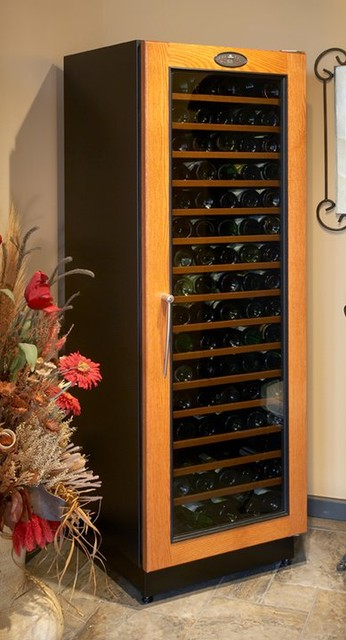 Climatized Wine Cabinets by Sobra contemporary