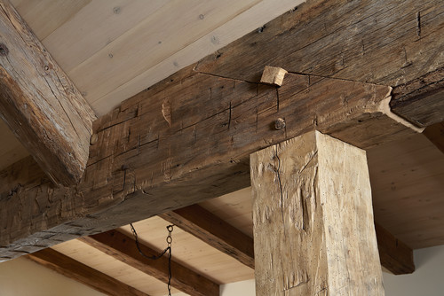 timber frame joint