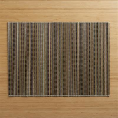 Lidi Bamboo Placemat contemporary-placemats