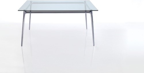 Alex Square Table modern dining tables