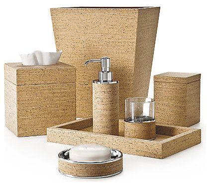 Labrazel cork bath accessories contemporary bathroom for C bhogilal bathroom accessories