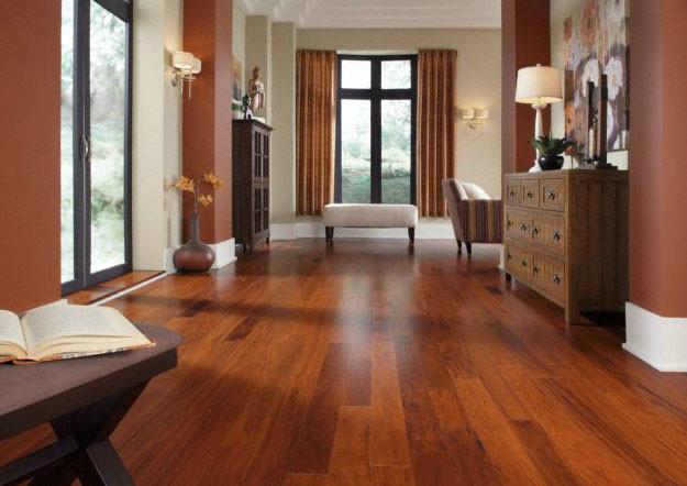 Schon Warm Cognac Curupay Hardwood Flooring By Lumber