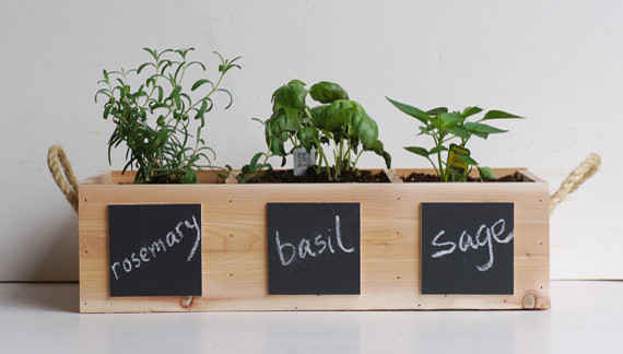 Attirant Image Source: Http://www.houzz.com/photos/5593672/Indoor Outdoor Herb Garden  With Chalkboard Placards By Meriwether Of Montana Modern Outdoor Pots And   ...