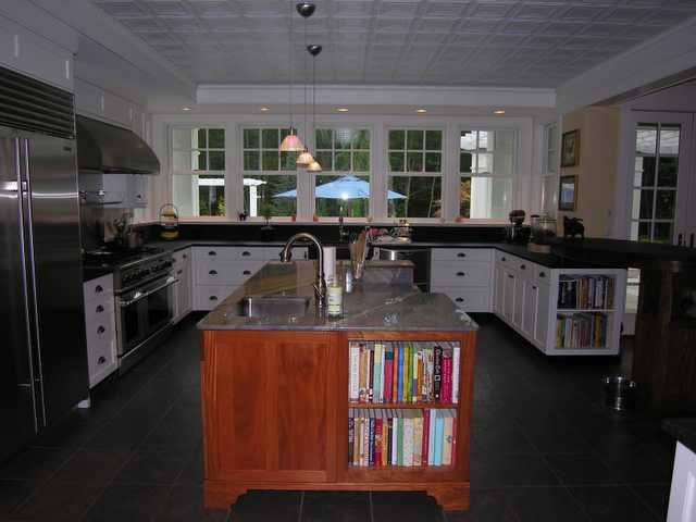A Family Abode traditional-kitchen