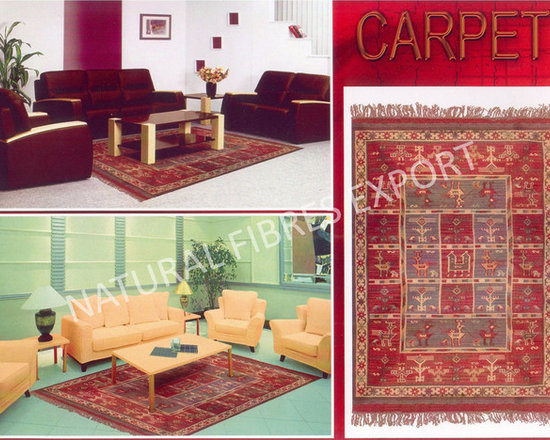 Natural Fibres Export - Natural Fibres Export is manufacturer & exporter of home furnishing products. We are engaged in manufacturing and exporting a range of high quality and finely fabricated Kilim Rugs. These rugs are durable in nature and have great strengths to bear the harsh conditions of uses. In this category, we have products like Wool Jute Rugs, Kilim Rugs, Diamond Pattern Rugs and Designer Kilims.