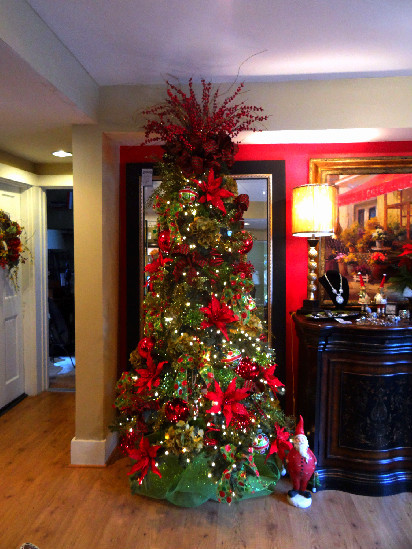 Decorating Ideas > Christmas Decor At Obryonville Sacksteders  Traditional  ~ 213040_Houzz Christmas Decorating Ideas