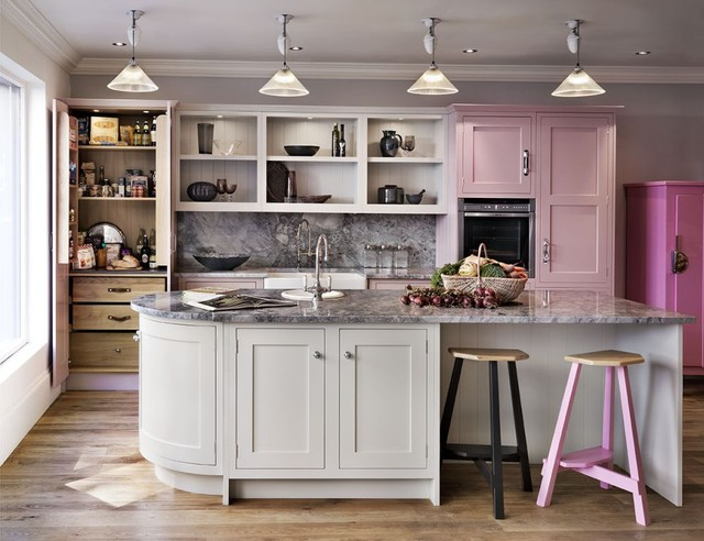 John Lewis Of Hungerford Kitchens 2012 Kitchen Cabinetry Other Metro By John Lewis Of