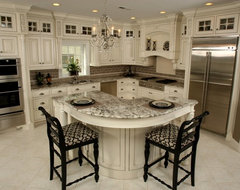 Barber Cabinet Co. traditional-kitchen-cabinetry