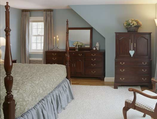 queen anne master suite eclectic bedroom boston by