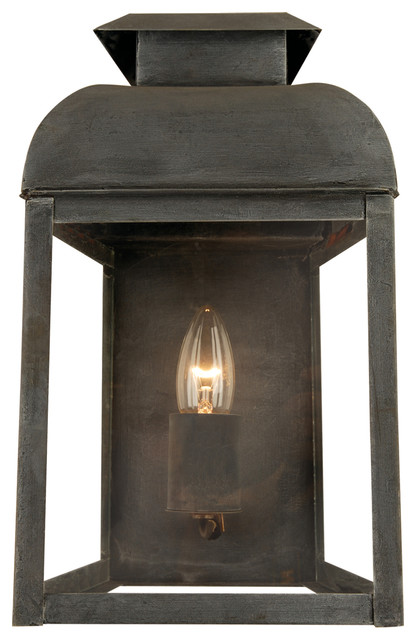 External Wall Lantern - WLA05 - Modern - Outdoor Wall Lights And Sconces - other metro - by ...