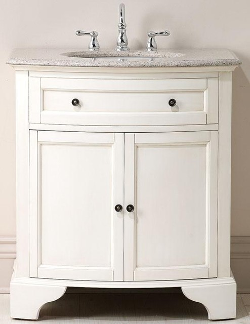 Hamilton Vanity traditional bathroom vanities and sink consoles