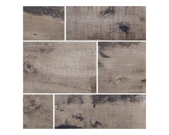 Old Wood Grey Oak -