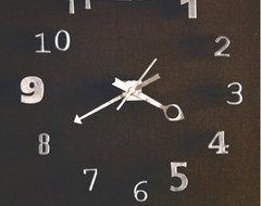 Numero Clock modern-clocks