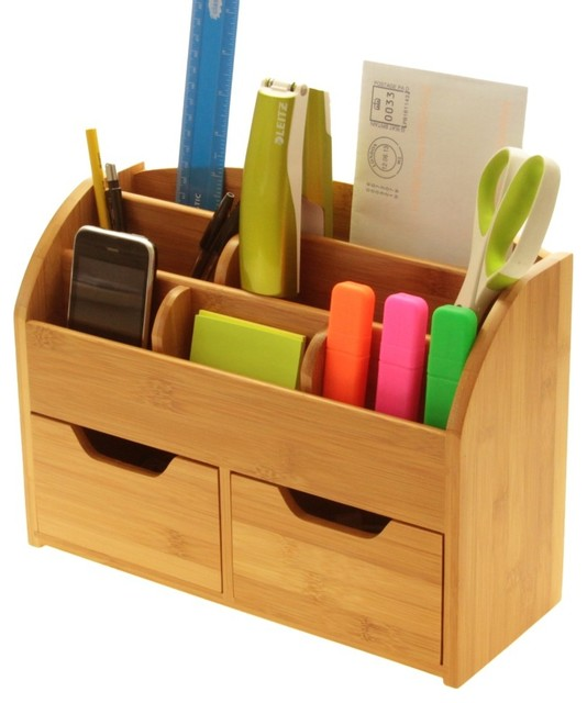 Bamboo Products for Home and Office - Traditional - Desk ...