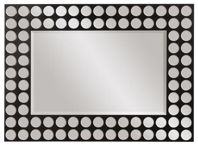 Encore Wall Mirror 48W x 35H in. modern-mirrors