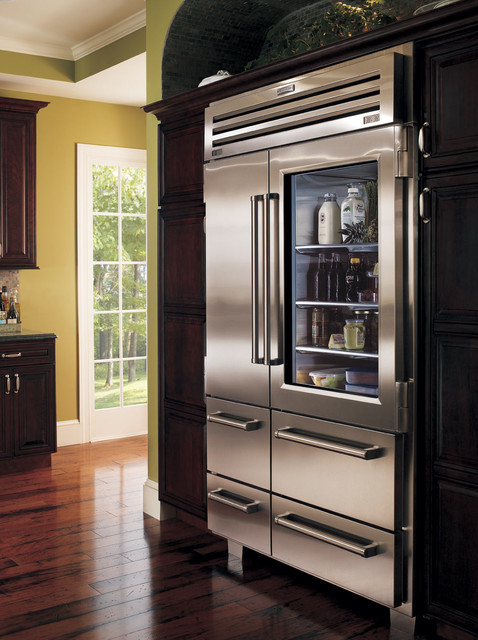 Sub-Zero Pro 48 Refrigeration traditional refrigerators and freezers