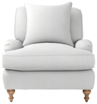 Miramar Chair - Upholstered traditional-living-room-chairs