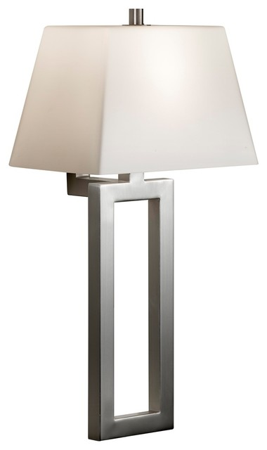"Contemporary Murray Feiss Designer Brushed Steel 21 3/4"" High Wall Sconce contemporary wall sconces"