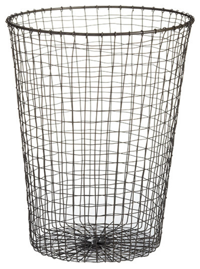 Marché Wastebasket modern-waste-baskets