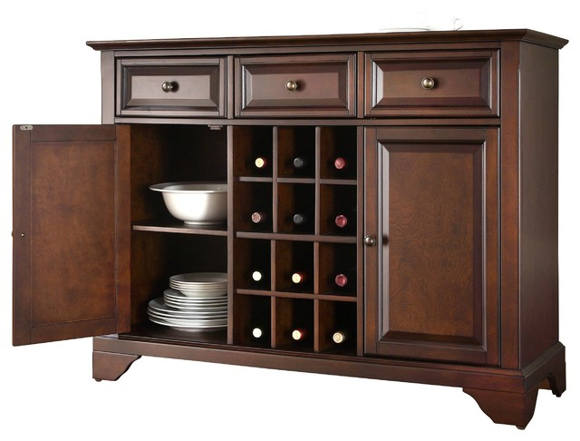 LaFayette Sideboard Cabinet contemporary-buffets-and-sideboards