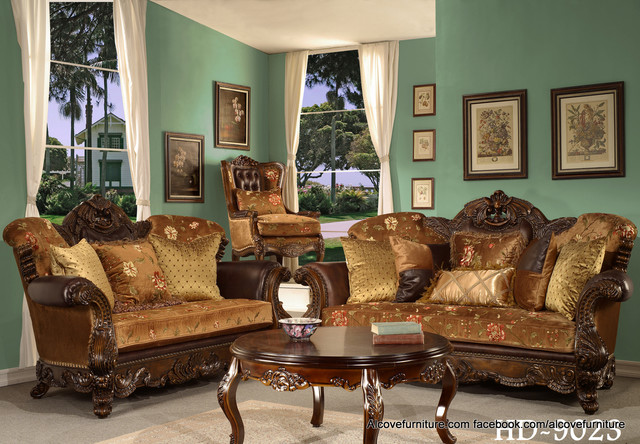 Traditional Sofa sets/Living room sets sofas
