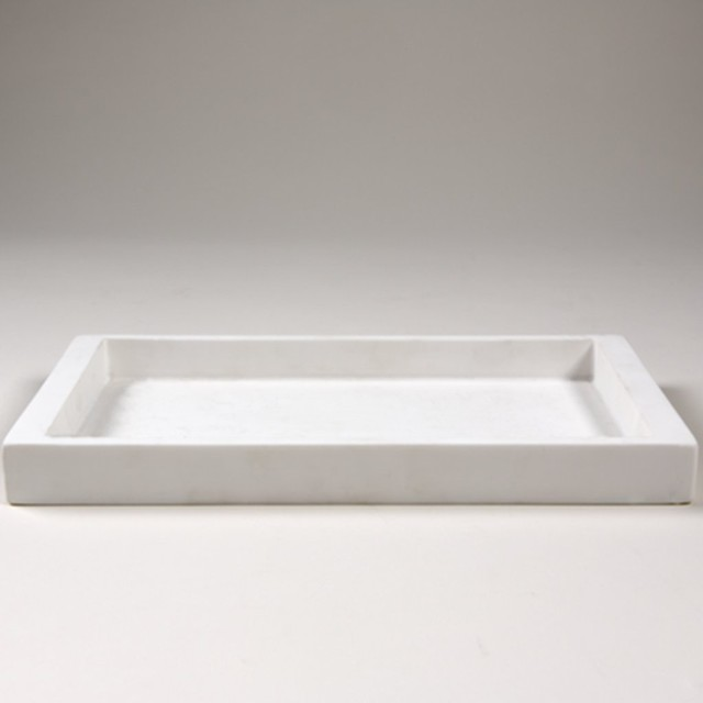 rectangle tray modern bathroom accessories other